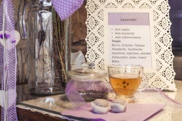 Φωτογραφίες από τα προϊόντα της Λεβάντας