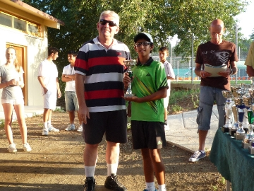PLATRES 3rd Junior Open