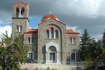 Ιερός Ναός Παναγίας Φανερωμένης